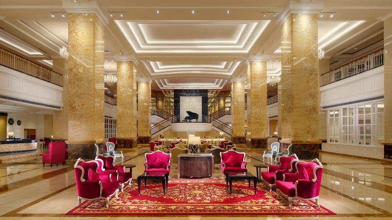 Hotel Adimulia Hotel Medan - Jalan Pangeran Diponegoro No.8 - Medan