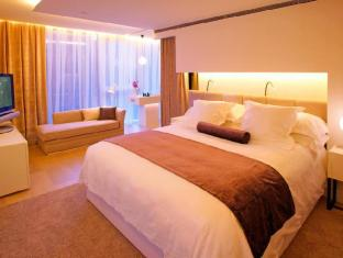 ABAC Restaurant Hotel Barcelona - Külalistetuba