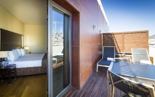 Eurostars Monumental hotel accepts paypal in Barcelona