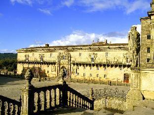 Paradores Hotels Hotel in ➦ Santiago De Compostela ➦ accepts PayPal