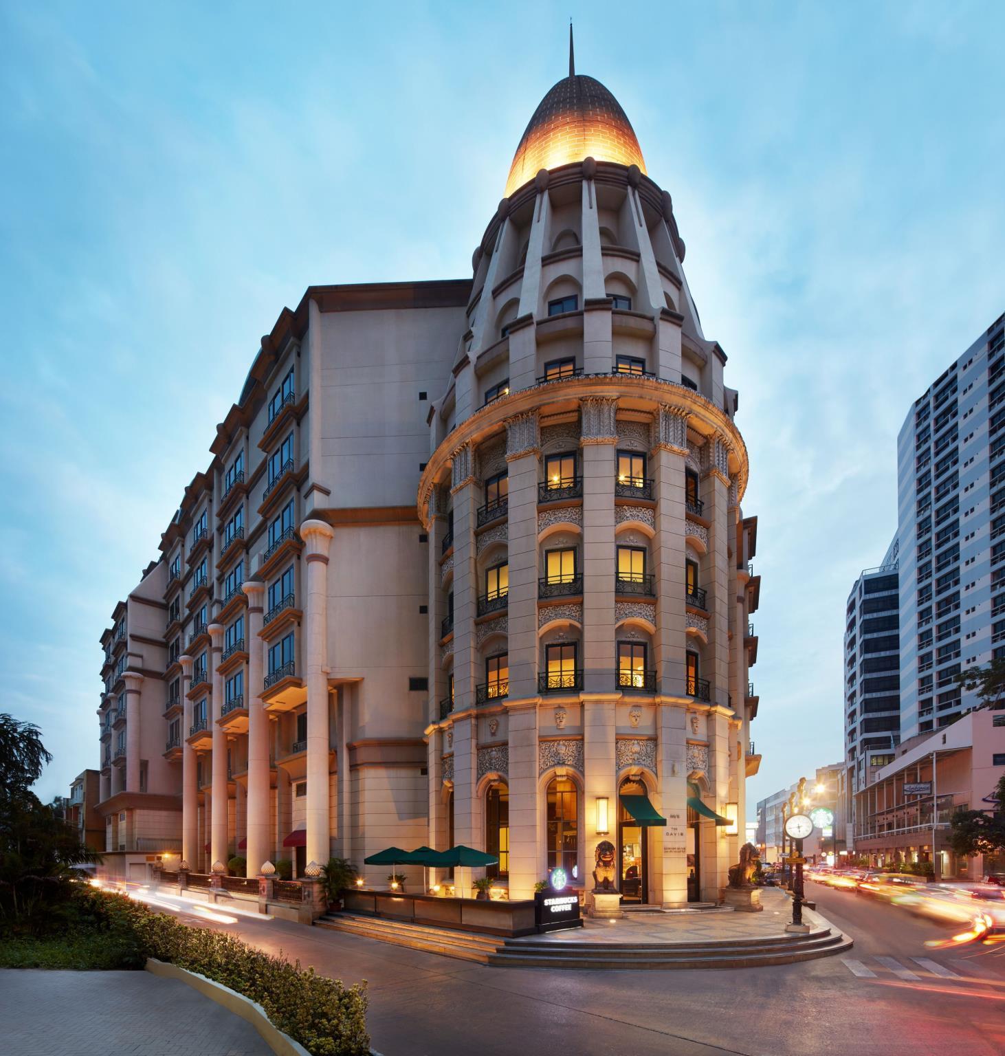โรงแรมเดวิส