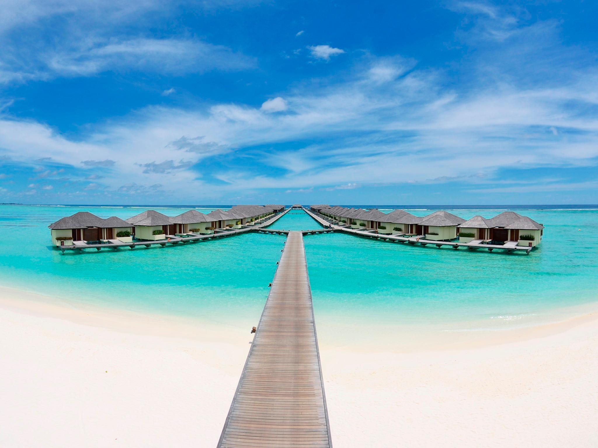 Paradise Island Resort & Spa, Maldives Islands - 5 Star Hotel in Maldives Islands, Maldives