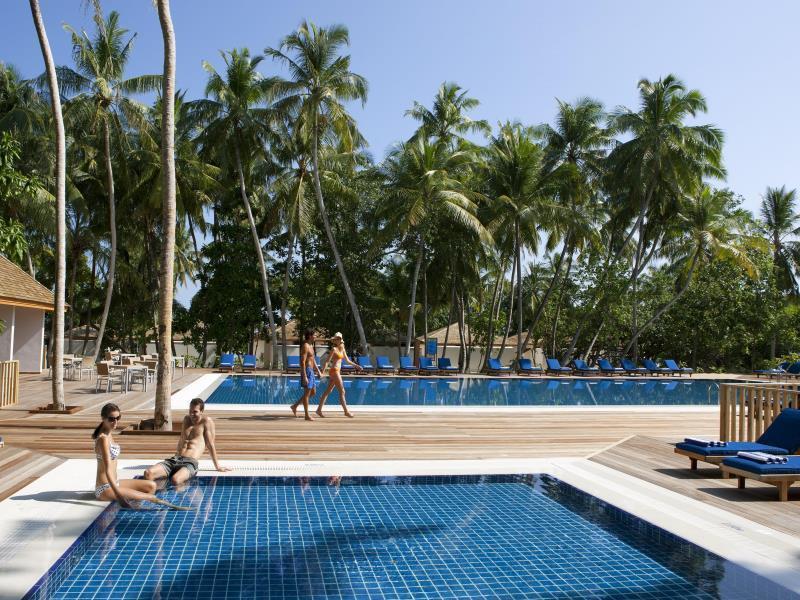 Vilamendhoo Island Resort & Spa Maldives Islands Map