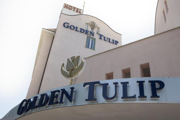 Golden Tulip Rome Airport Isola Sacra photo 3