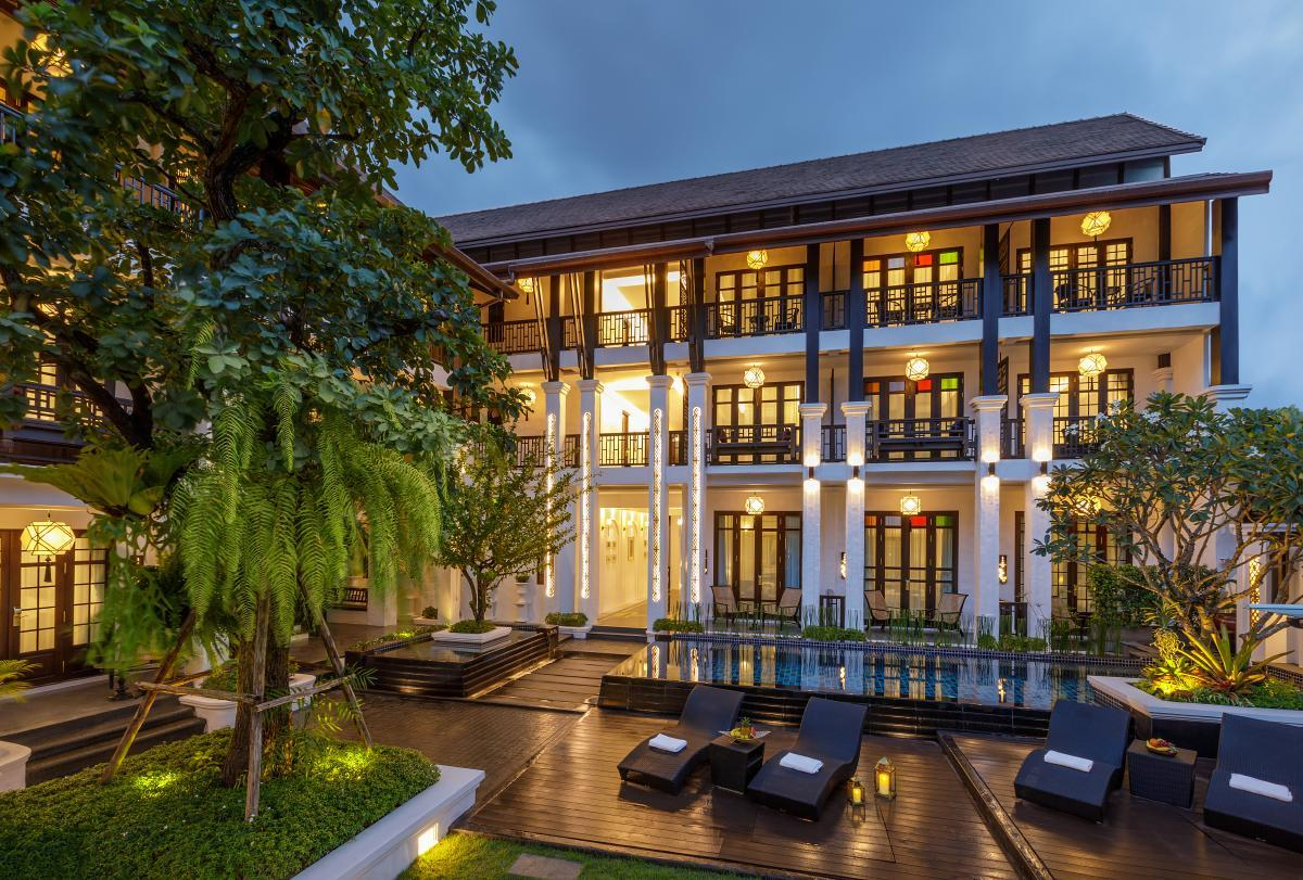 泰阿卡拉兰纳精品酒店,ไทยอัครา ล้านนา บูติก โฮเต็ล