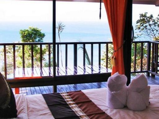 Chang Cliff Resort hotel accepts paypal in Koh Chang
