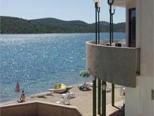 Rivijera Hotel Miran Pirovac Pirovac - Beach