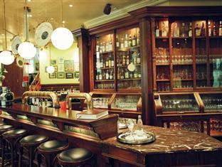 Gruenau Hotel Берлін - Ресторан