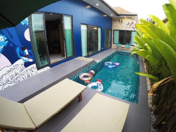 Gorgeous Private Villa/Private pool/Mountain&Sea Phuket