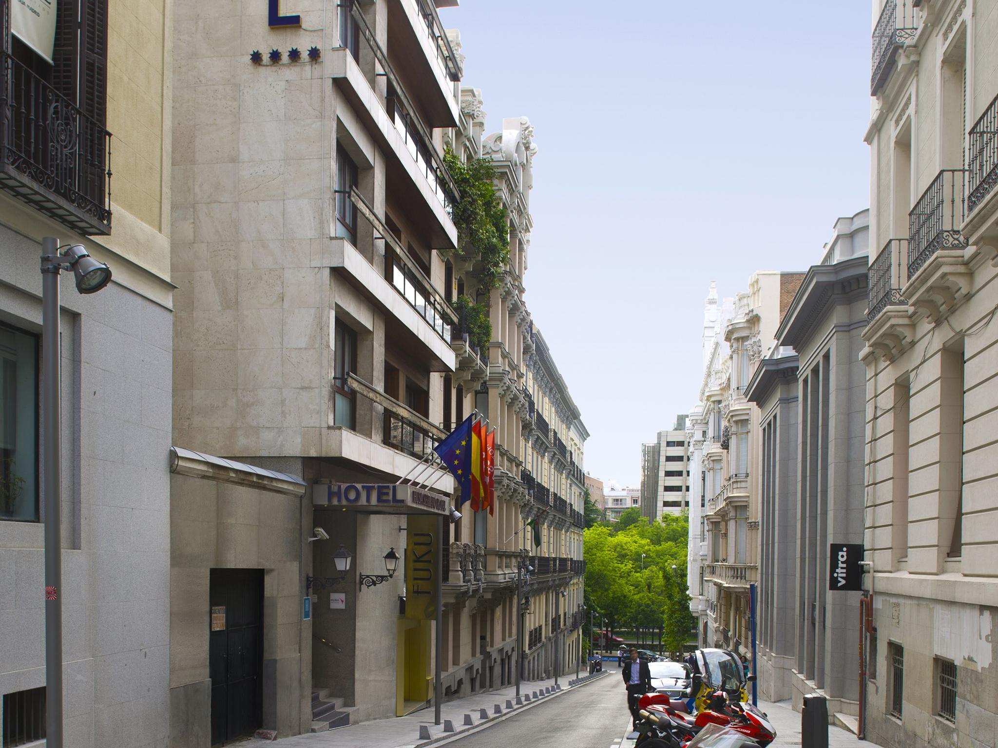 Hotel Serrano Salamanca Madrid Spain Great