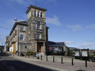 The Best Western Argyll Hotel