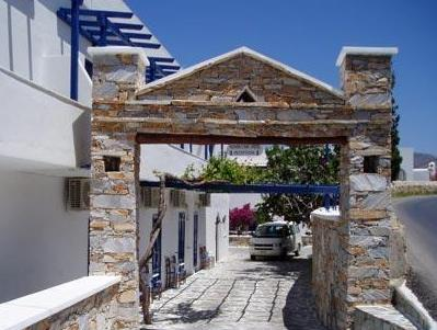 Homer's Inn Hotel Ios Chora Greece