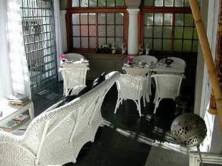 Jardin D'ebene Boutique Guesthouse Cape Town - Undercover Terrace