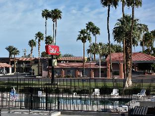 Red Roof Inn Hotel in ➦ Blythe (CA) ➦ accepts PayPal