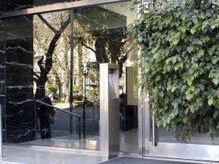 Callao Plaza Suites Apartments Buenos Aires - Hotellet från utsidan