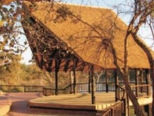 Tzaneen Country Lodge Tzaneen - Gazebo next to dam for functions and fishing