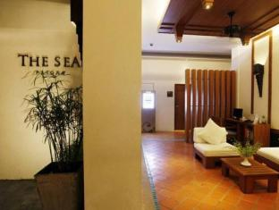 The Sea Patong Hotel Phuket - Hotellet indefra