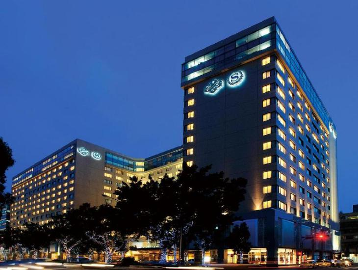 Sheraton Grand Taipei Hotel photo 1