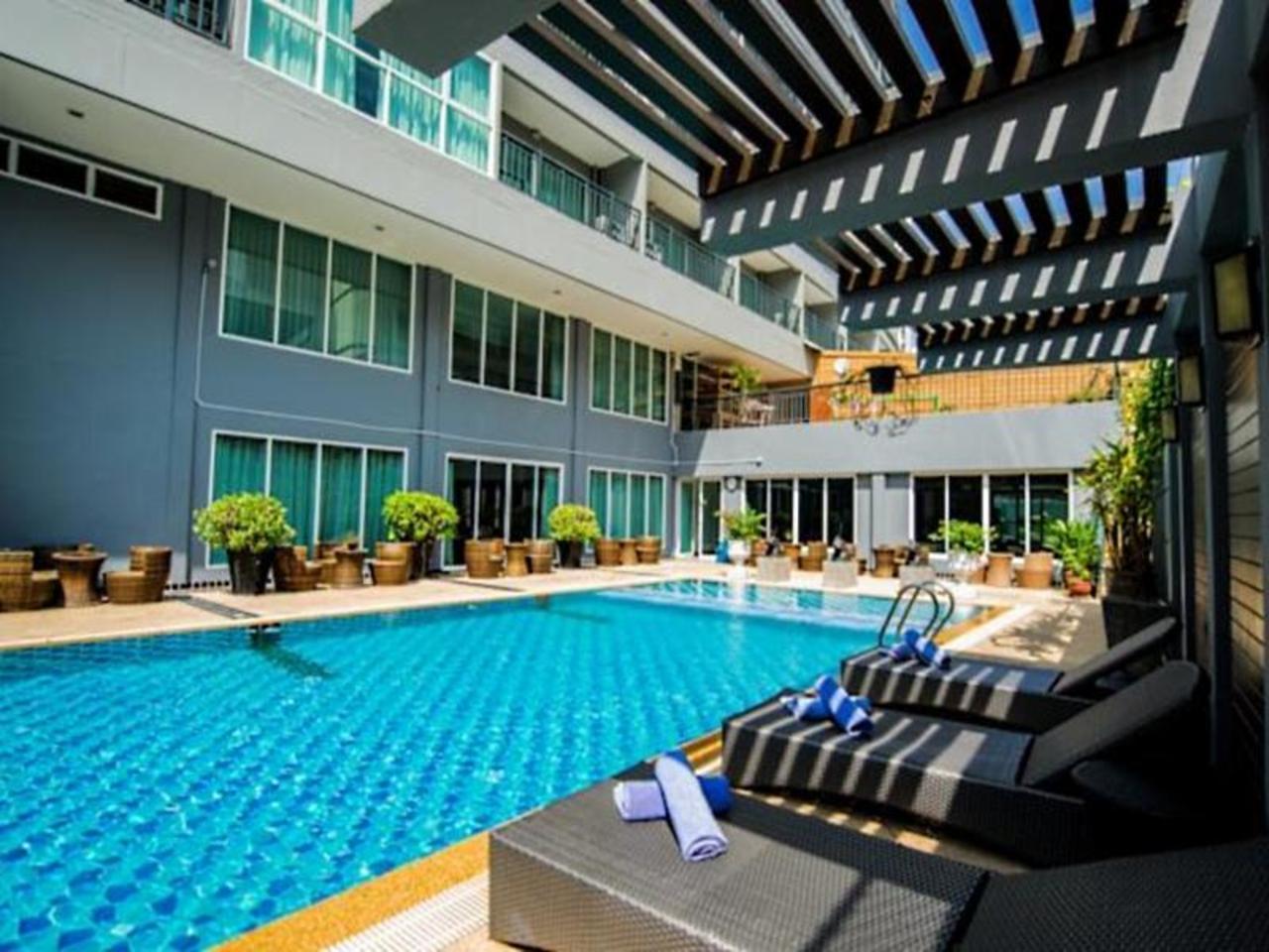 โฮเต็ล ซีเล็กชั่น พัทยา (Hotel Selection Pattaya)