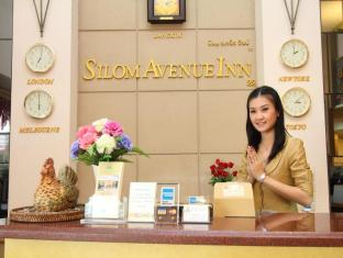Silom Avenue Inn Hotel Bangkok - Reception