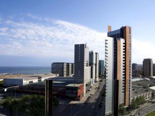 Hotel SB Diagonal Zero Barcelona Barcelona - View