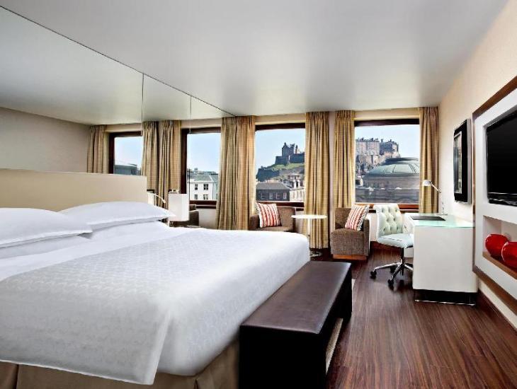 Sheraton Grand Hotel & Spa, Edinburgh photo 5
