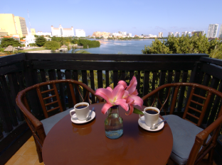 Celuisma Imperial Laguna Hotel Κανκούν - Μπαλκόνι/Βεράντα