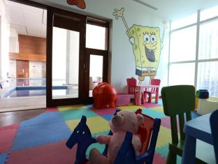 Bonnington Jumeirah Lakes Towers Hotel Dubai - Kids' Area at the Leisure Deck