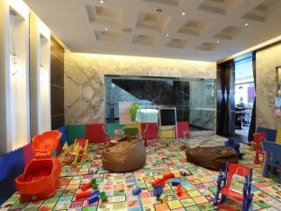 Bonnington Jumeirah Lakes Towers Hotel Dubai - Kid's Area during Friday Brunch