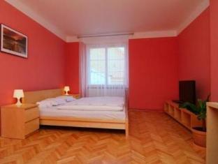 Hotel Apartments Templova Praag - Gastenkamer
