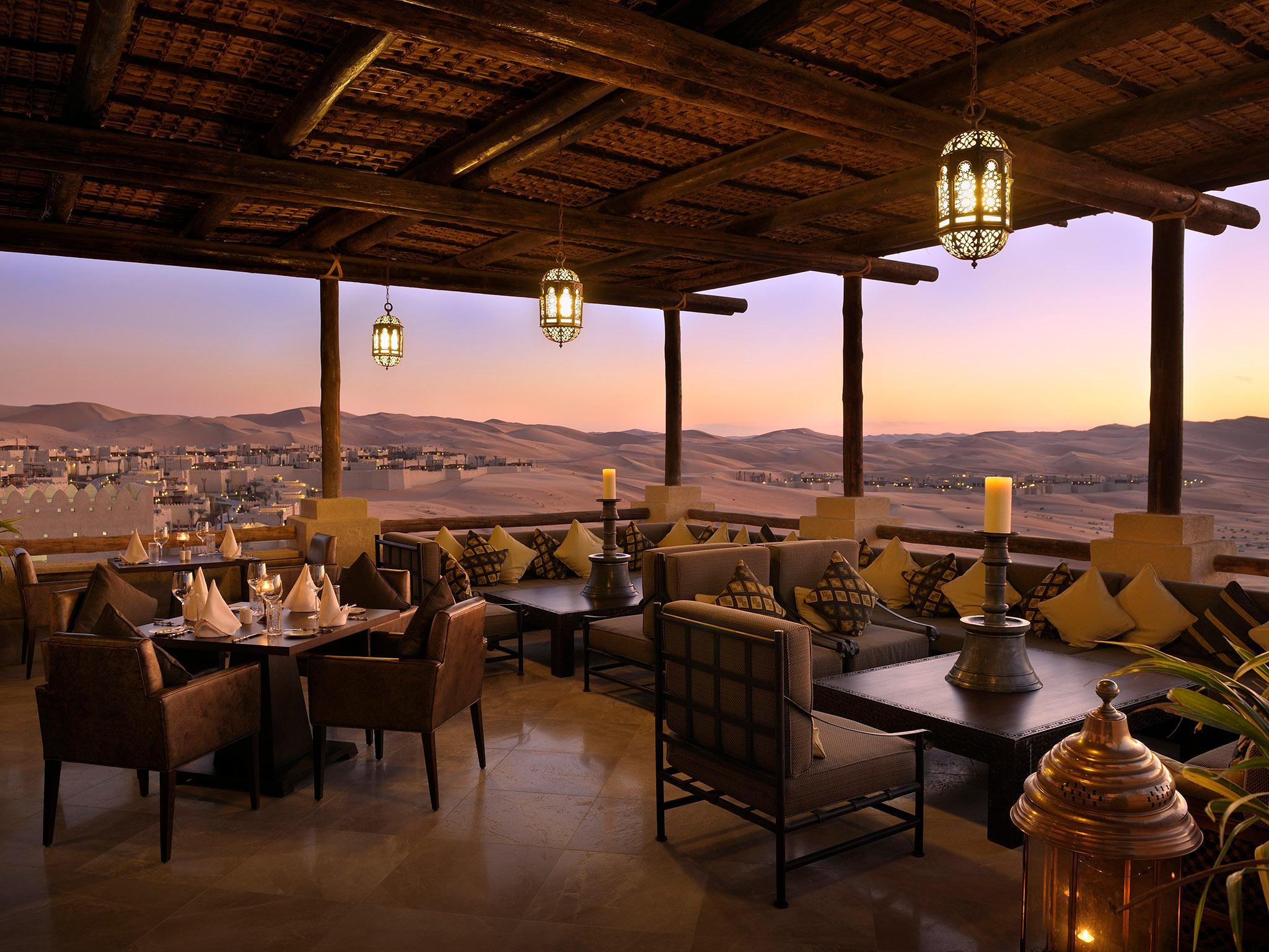 Qasr Al Sarab Desert Resort by Anantara – Jereirah 4