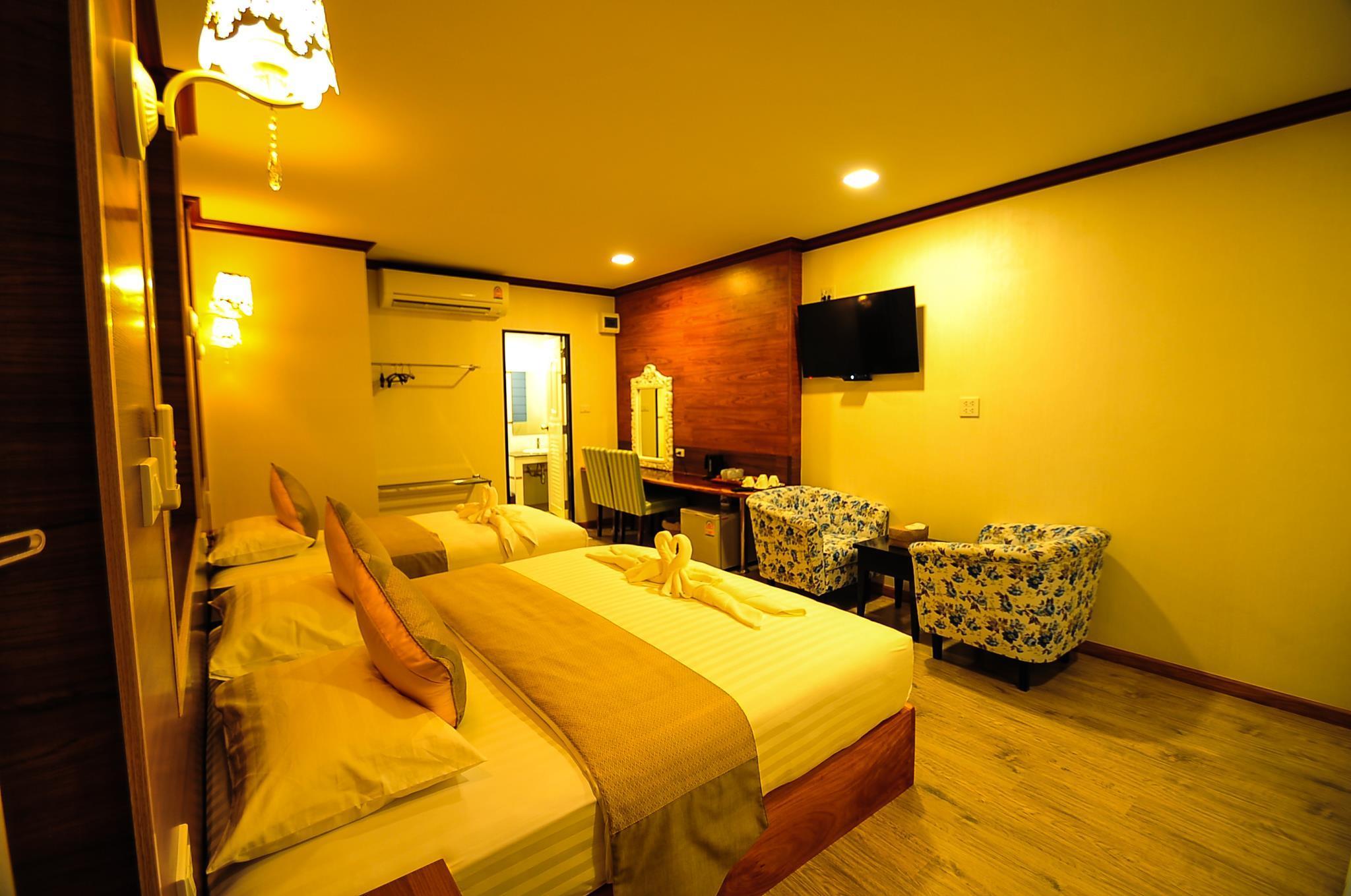 勒诺伊布里酒店,เลอ นัว แบรี
