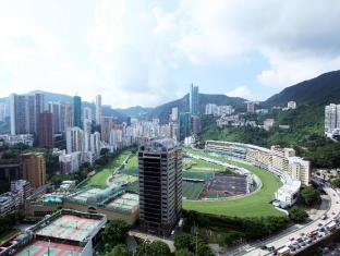 Butterfly on Morrison Boutique Hotel Hong Kong - Racecourse View