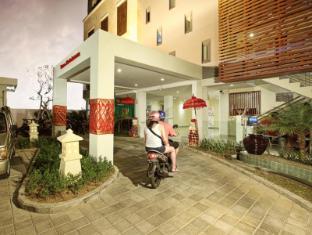 โรงแรมทูนคูตาบาหลี บาหลี - ภายนอกโรงแรม