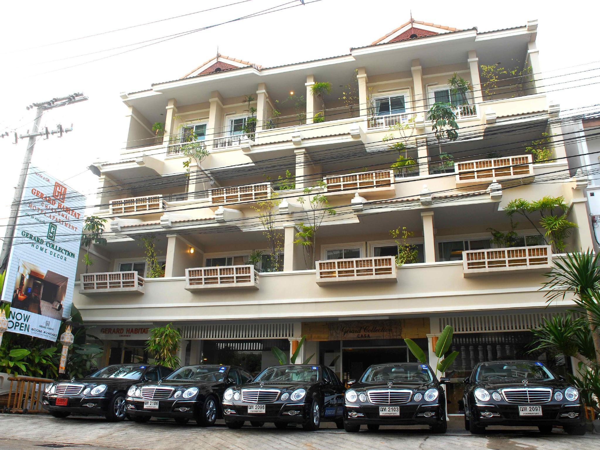 โรงแรมเจอราร์ด ฮาบิต้า