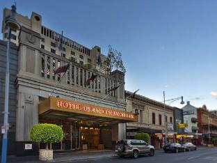 Hotell Hotel Grand Chancellor Adelaide on Hindley  i Adelaide, Australien
