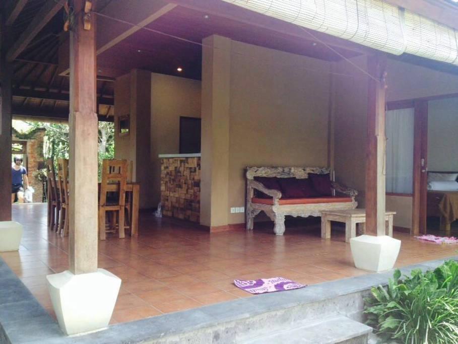 Hotel Twin Flower Villa - Jalan Katik Lantang, Singakerta, Ubud - Bali