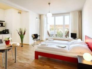 Pfefferbett Apartments Prenzlauer Berg 柏林
