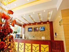 Green Trees inn jiangsu suqian suyang south shanghai road DaRunFa business hotel, Suqian