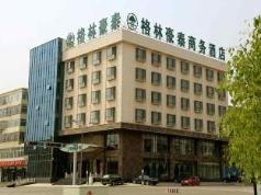 Green Tree Inn JiangSu Wuxi Bashi HuaXiaQingCheng XiGang Road Shell Hotel, Wuxi