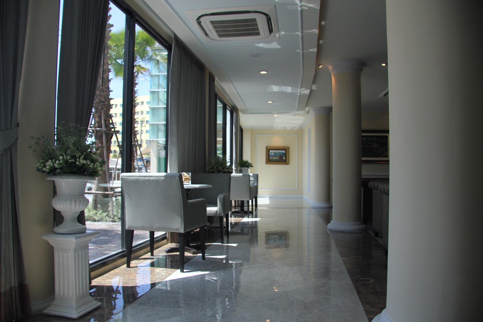 โรงแรมเดอะ กรีน วิว คอมเพล็กซ์