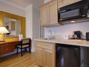 Americas Best Value Inn Extended Stay Union Square San Francisco (CA) - Hotel Innenbereich