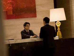 Crowne Plaza Hong Kong Causeway Bay Hong Kong - Reception
