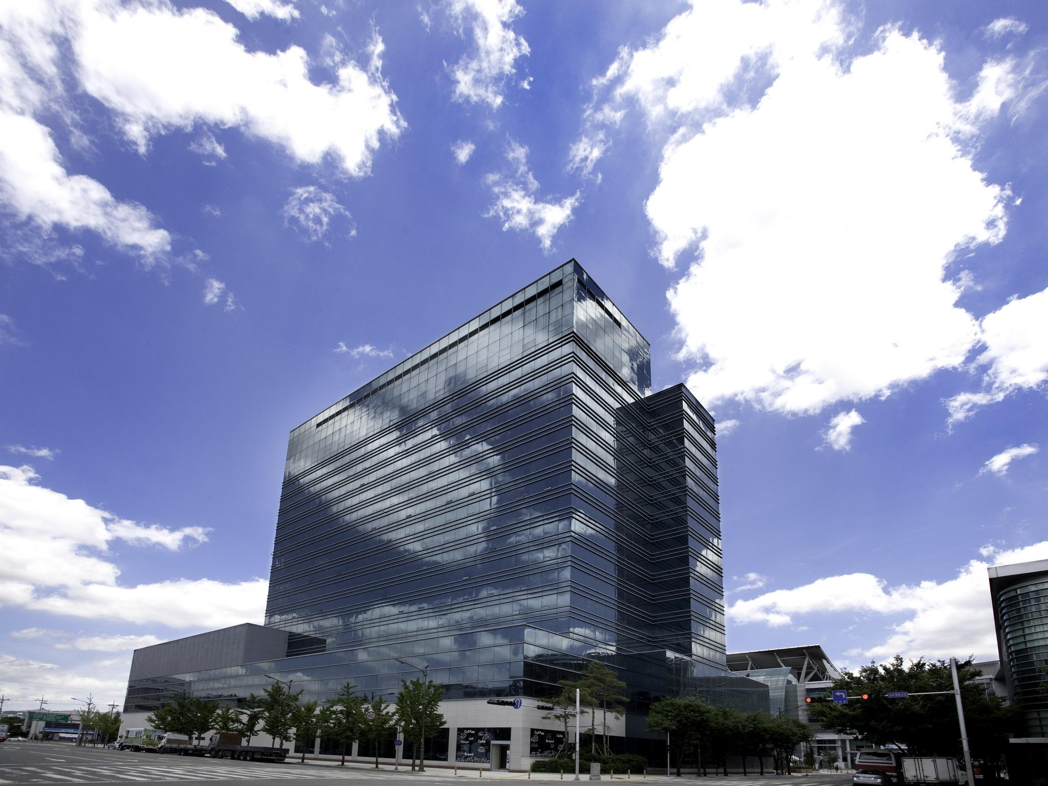 Hotel Inter-Burgo EXCO Daegu