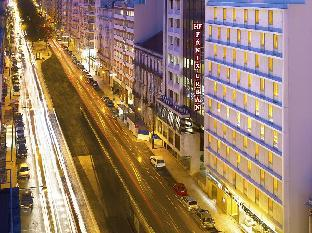 HF Fenix Urban Hotel Hotel in ➦ Lisbon ➦ accepts PayPal.