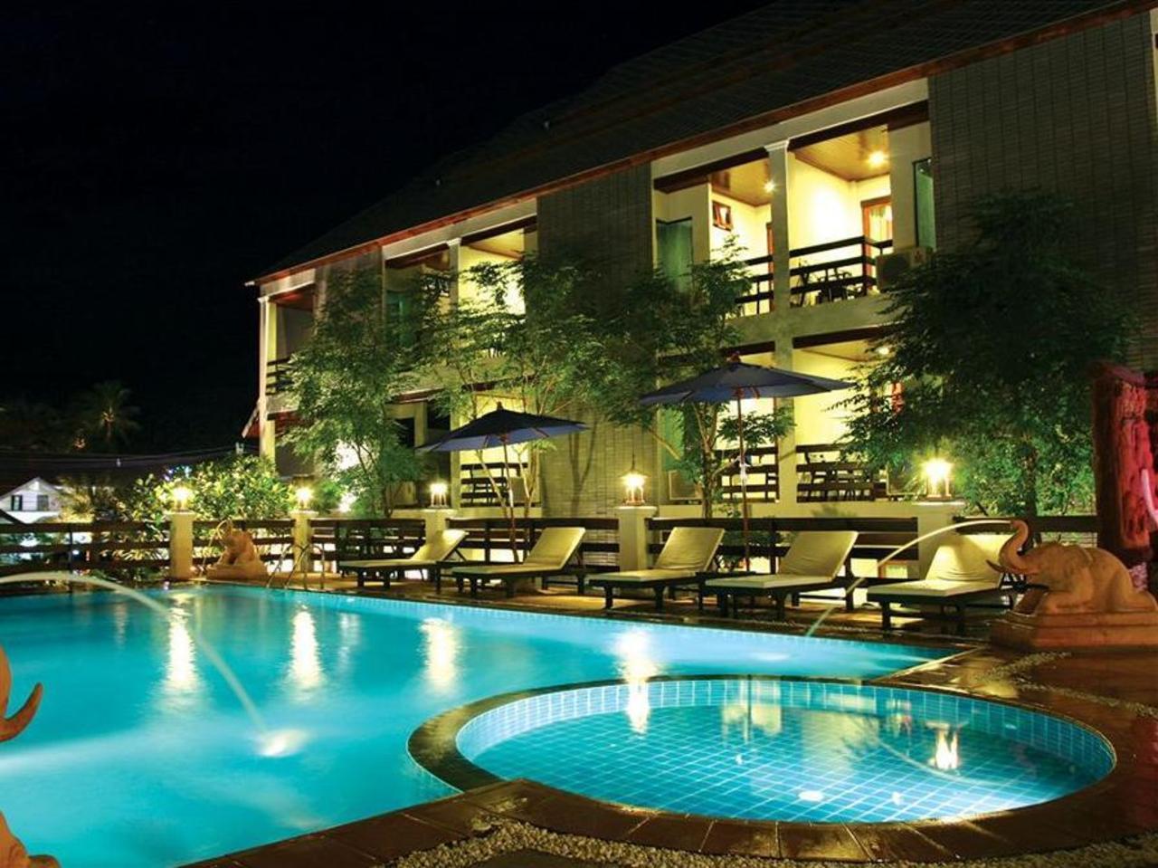 โรงแรมสมุย ซีบรีซ เพลส (Samui Seabreeze Place)