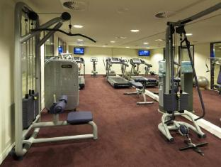 Adina Apartment Hotel Berlin Hauptbahnhof Berlin - Fitness Salonu