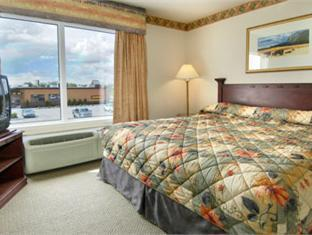 Wingate By Wyndham Edmonton West Hotel Edmonton (AB) - Suite Room