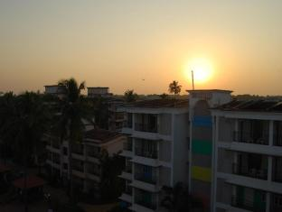 Palmarinha Resort North Goa - View