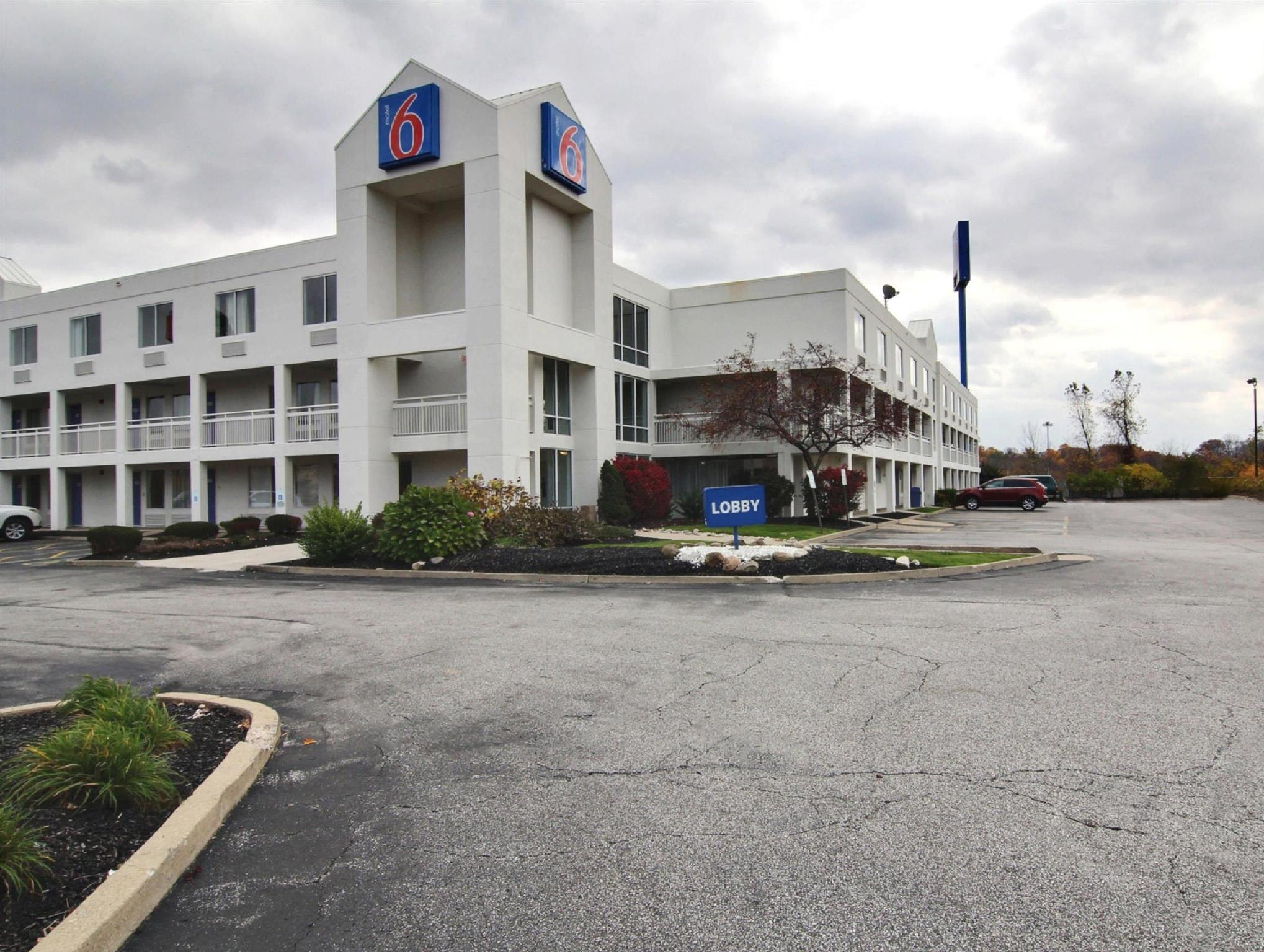 Motel 6 -Cleveland -Willoughby